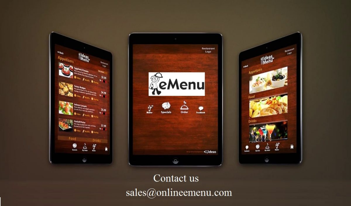 How a low-cost menu system will make a high profit for a restaurant?
