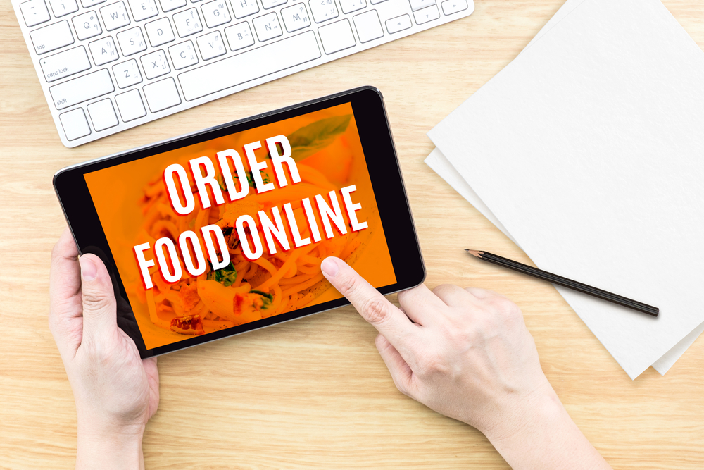 Online Food Ordering Trends That's Benefit Restaurants