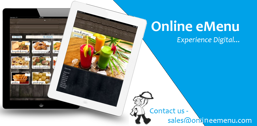 How To Inform Customers about The Restaurant Online Ordering Facility Offered By Your Restaurant