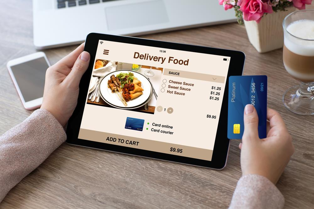 Pay Online: Completing The Process Before Picking Up The Food