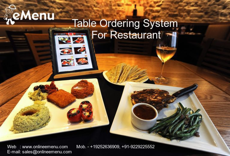 Restaurant Ordering System – What Our Food Ordering System Can Do For You