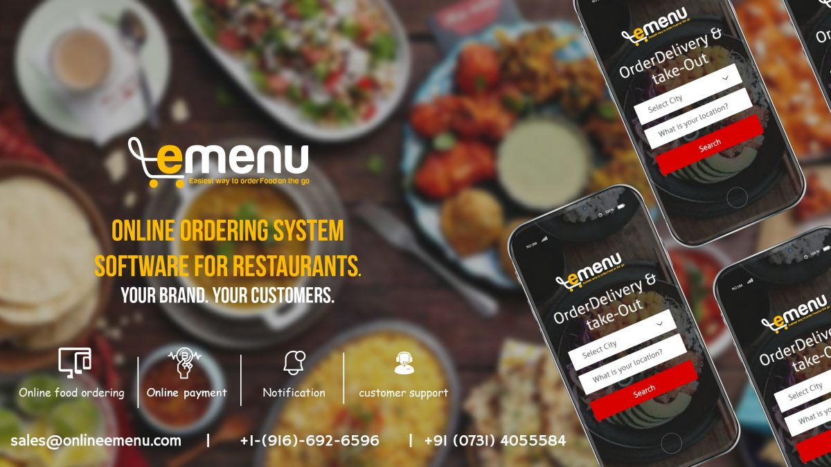 Who's the best: Traditional food menu or a digital food menu