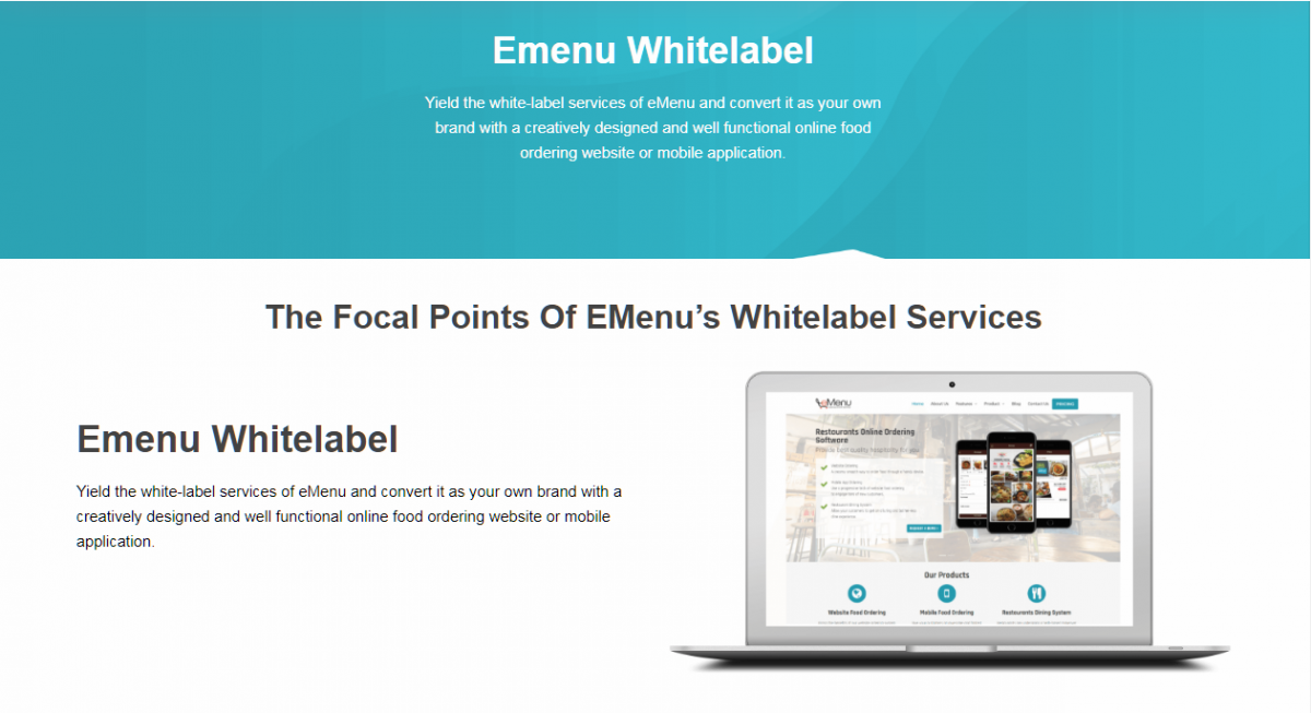 Benefits of Adding a Whitelabel Integrated Online Ordering System into your Restaurant Business