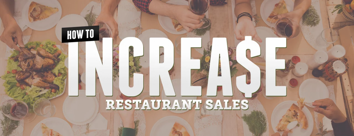 Ways to Enhance your Restaurant Sales