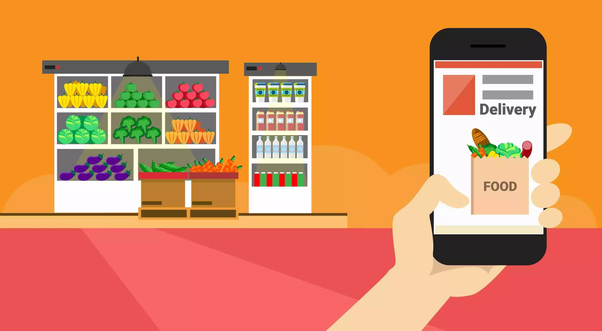 Online Food Delivery App: A Bridge Between the Restaurant and the Customer