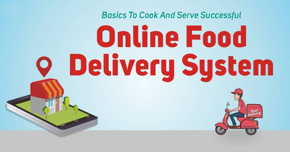 Why the online food delivery software becomes the darling of the restauranters