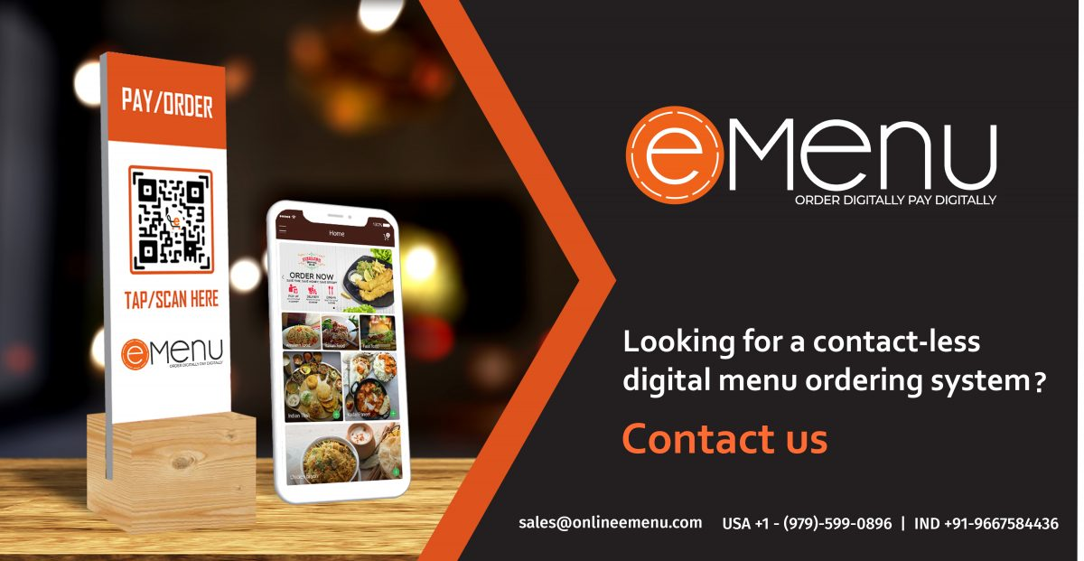 A QR Ordering System is Assuming as the Major Need of the Restaurants. WHY?