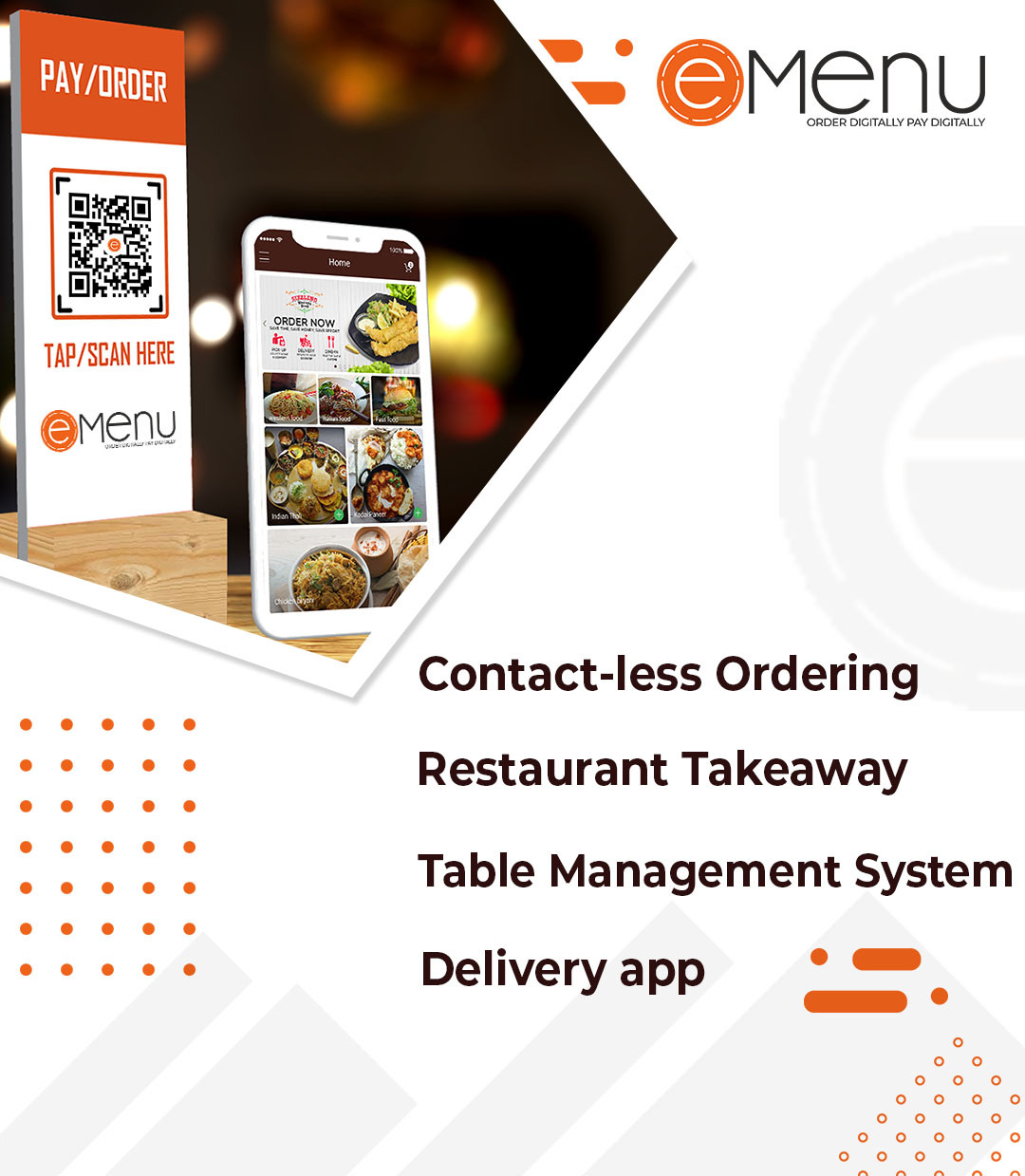 Grow your restaurant business with a automated ordering and management system