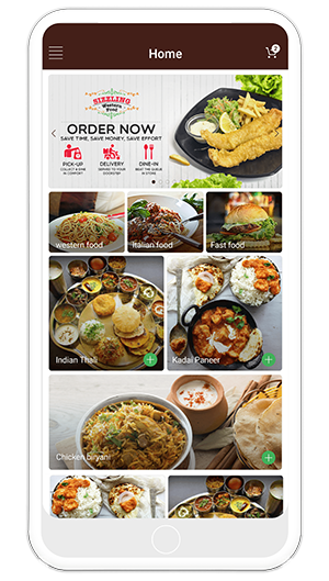 Food delivery App | online delivery tracking software